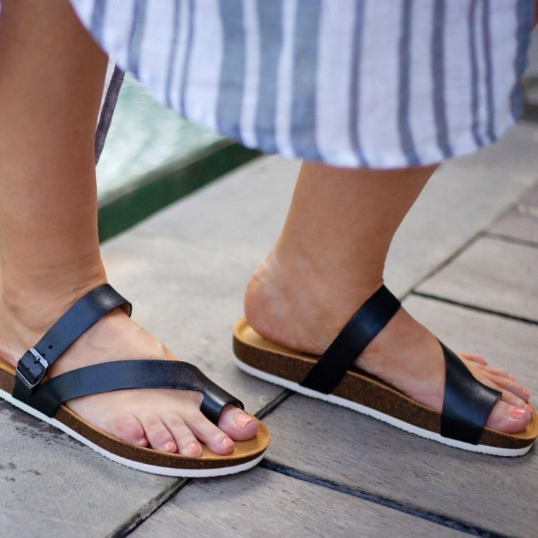 RANKiE4 Footwear SHELLY in black