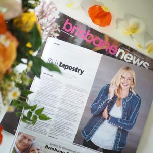 Nikki Parkinson in Brisbane News #shopitforward