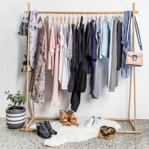 Spring-summer 2018 Ultimate Capsule Wardrobe