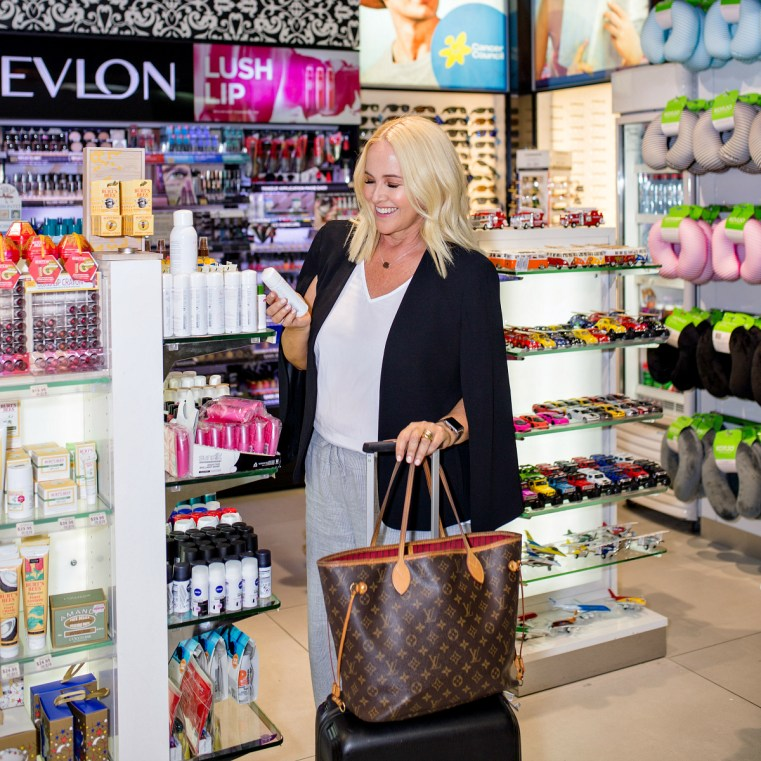 Inflight and travel beauty essentials Brisbane Airport Airport Pharmacy