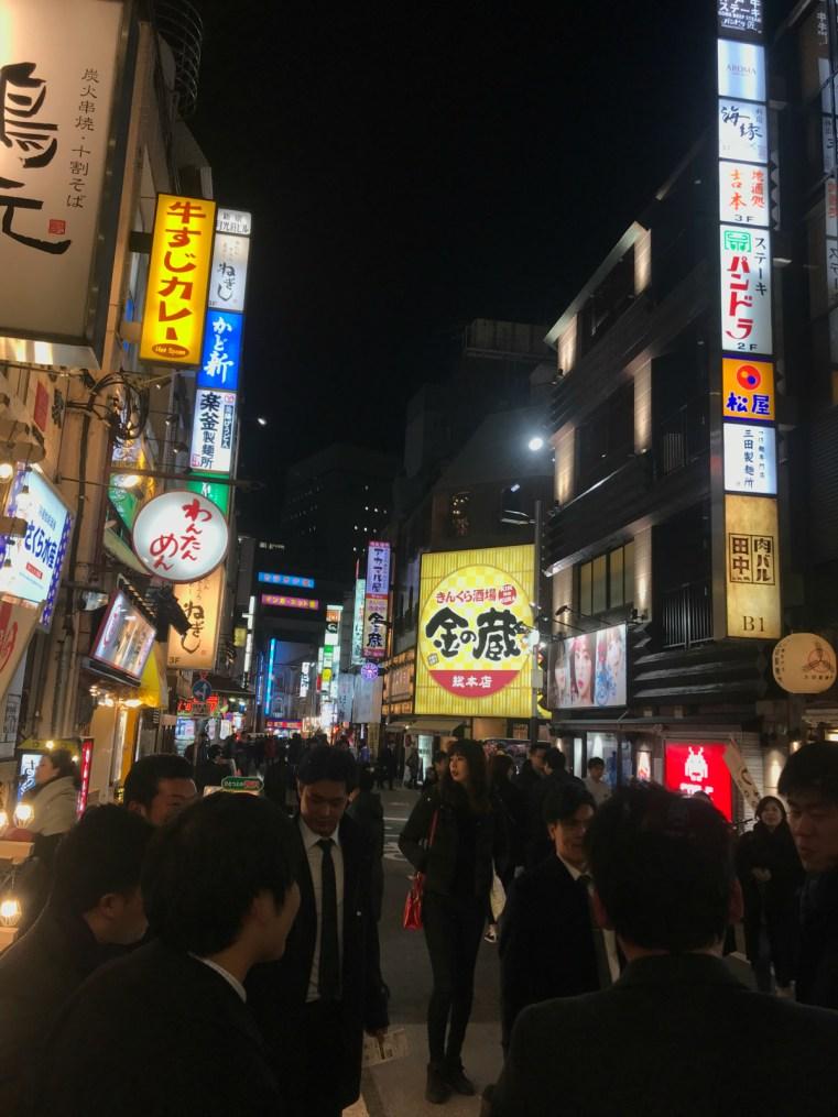 Shinjuku, Tokyo, Japan | 48 hours in Tokyo