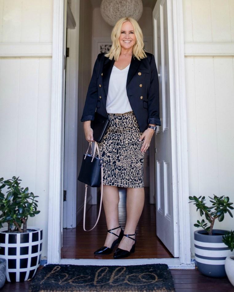 TESSA heels in black patent   FRANKiE4 Footwear back to work 2019
