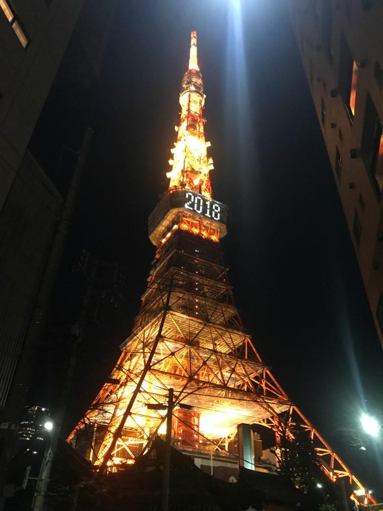 Tokyo Tower, Tokyo, Japan | 48 hours in Tokyo