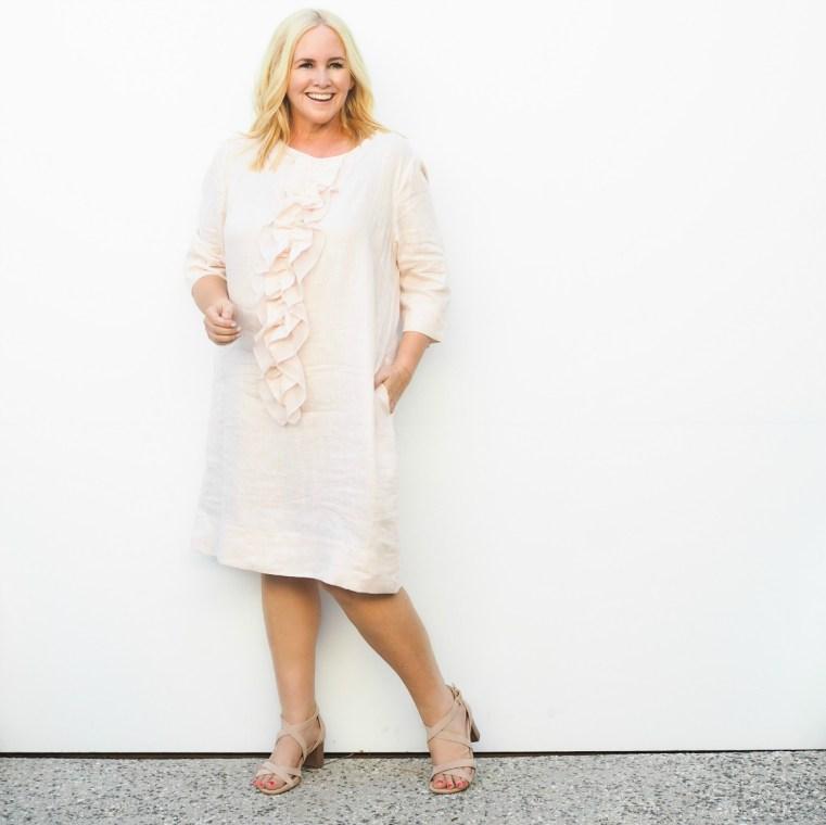 White Label Noba Wanderlust collection   Chloe dress   FRANKiE4 Footwear AMiE heels