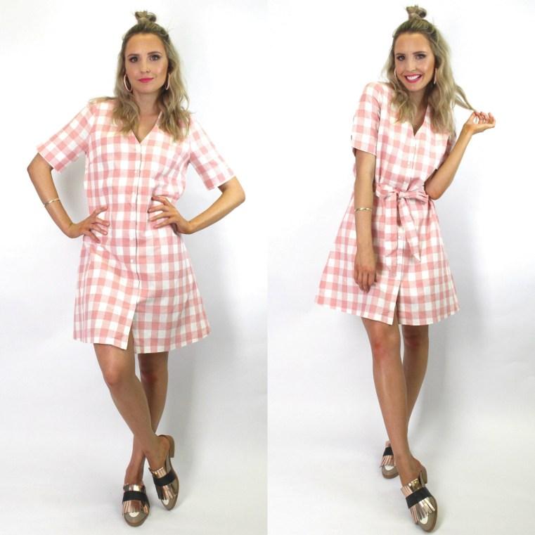Jericho Road Clothing Paradise dress