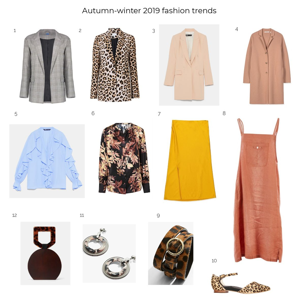 Autumn-winter fashion trends