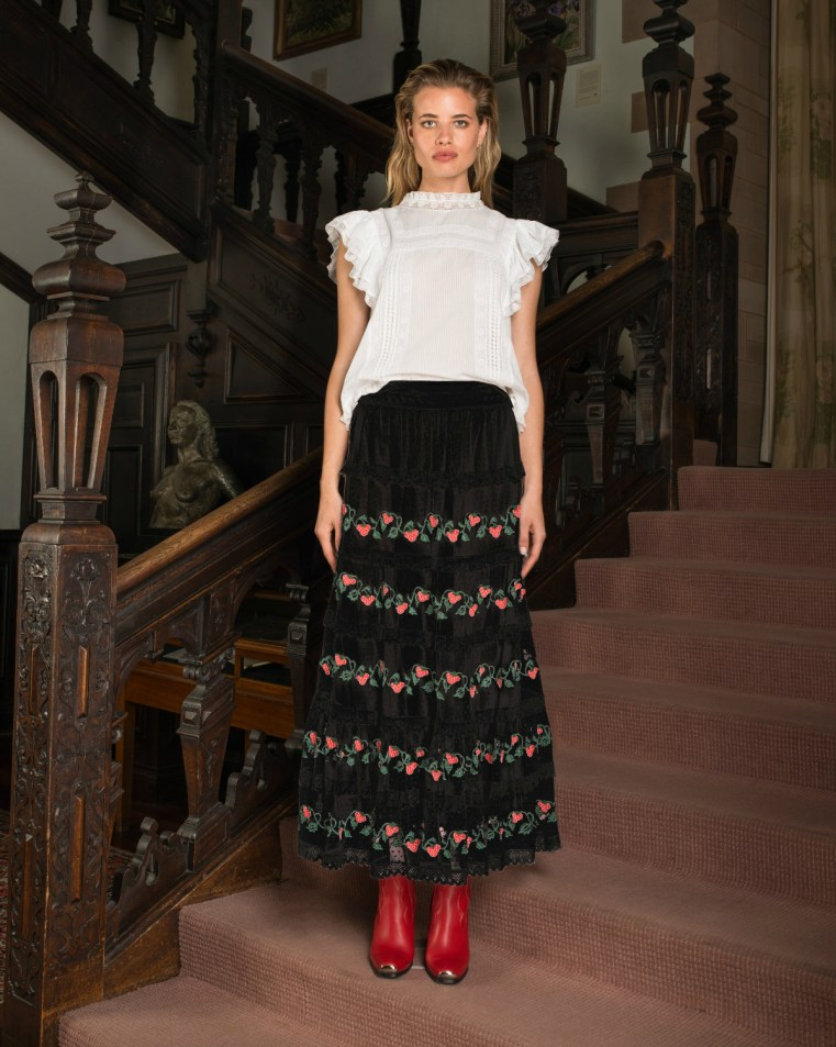 Binny Tara skirt | autumn-winter 2019