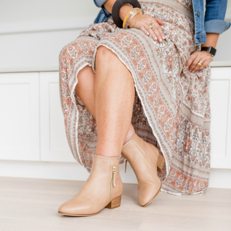 FRANKiE4 Footwear LAURA boot in wheat