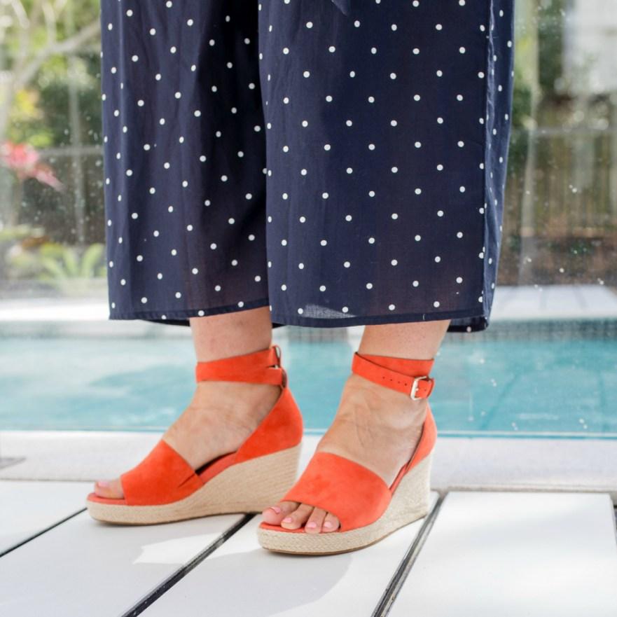 FRANKiE4 Footwear NADiA wedges close-up