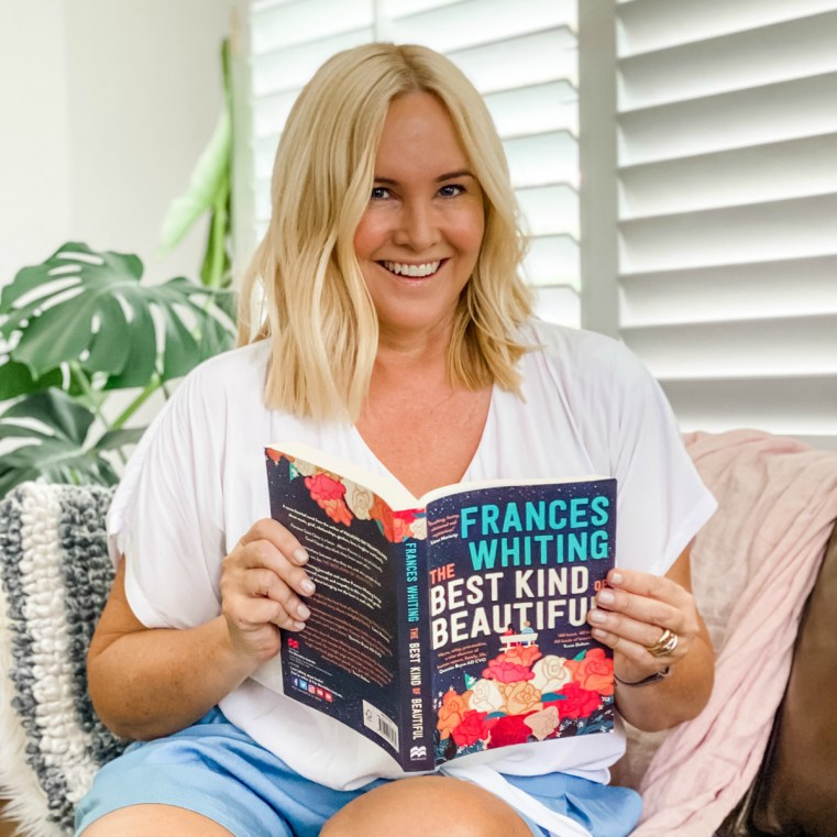 Styling You's 20 books to add to your 2019 summer holiday reading list - The Best Kind of Beautiful by Frances Whiting