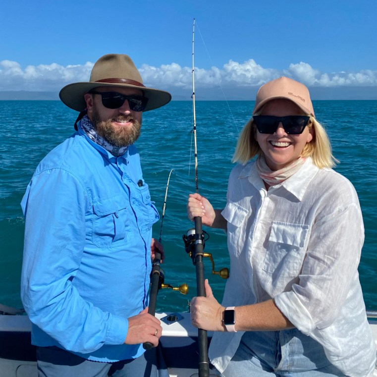 Exceed Sports Fishing charter Cairns and North Queensland