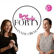 Nikki Parkinson is interviewed about peri menopause on Forty podcast
