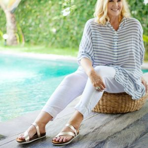 Summer sandals that not only look good but are good for the health of our feet