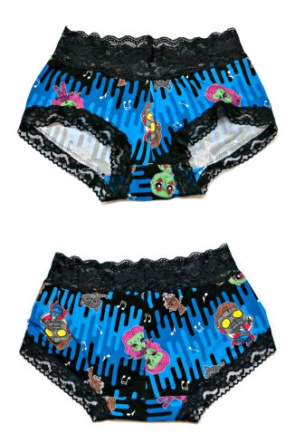dance off underwear