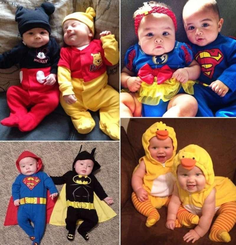 baby boy twin halloween costumes cartoonsite co