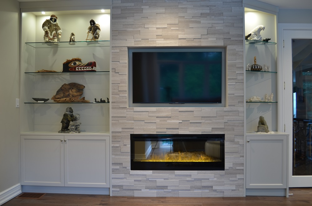 Fireplace Makeover Second Times A Charm Stylish Fireplaces