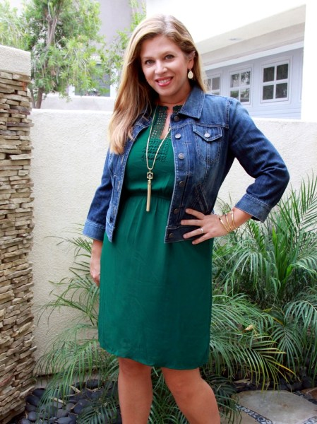 Stitch Fix November 2016 Review - Pixley Bogota Dress #stitchfix #fashion #style