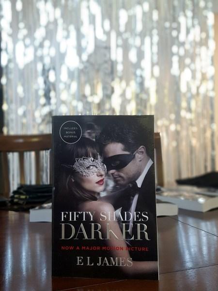 Fifty Shades Darker #FiftyShadesDarker