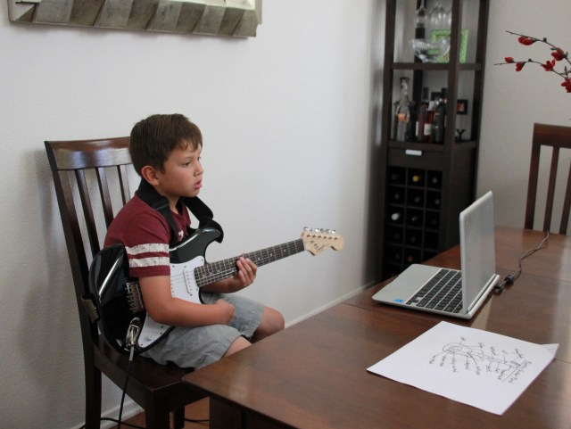 Online Music Lessons From The 44th Note #music #guitar #musiclessons
