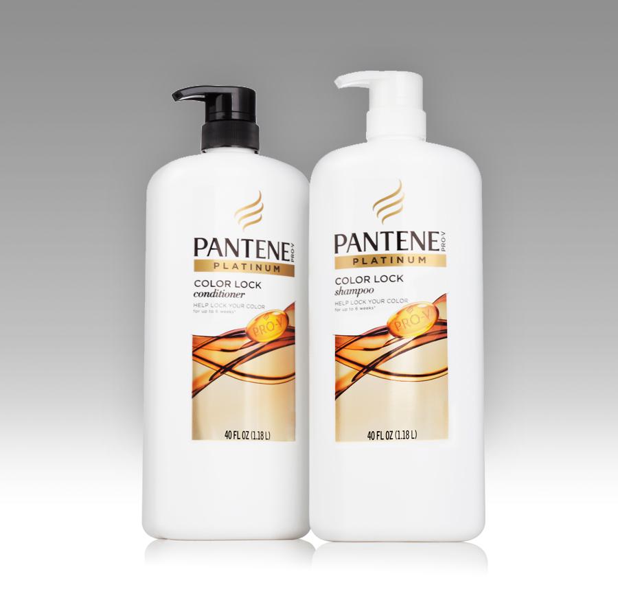 pantene platinum