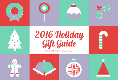 2016 Holiday Gift Guide #giftguide #holidays #giftideas