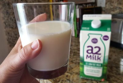 Get FREE a2 Milk® and Win a Trip to Australia! #a2Milk #health #milk