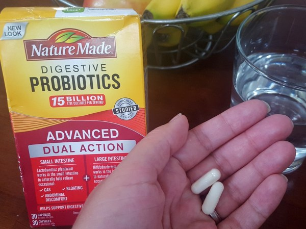 Nature Made Probiotics at Walmart #NatureMadeAtWalmart #IC #ad