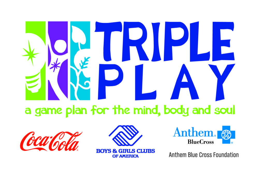 Triple Play Boys & Girls Clubs of America #GreatFutures #ad #IC