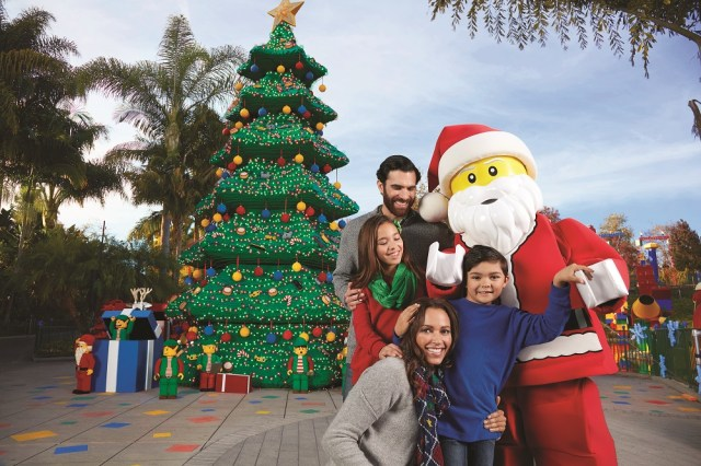 Holidays at Legoland #legolandblogger #legolandca #holidays
