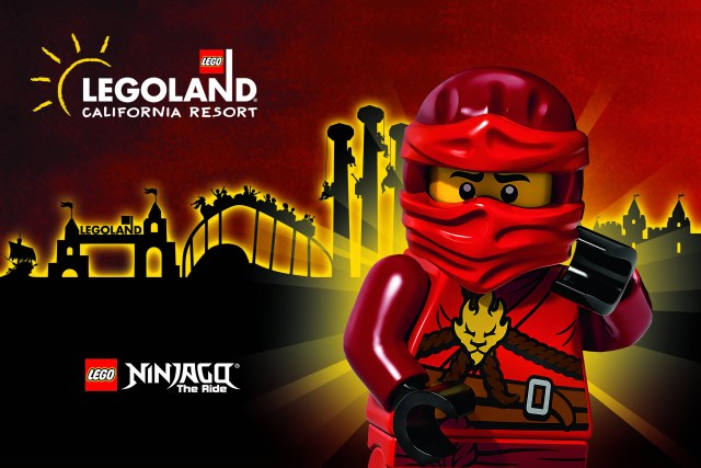 NINJAGO World Debuts at LEGOLAND California #ninjagoworld #legolandca #legolandblogger