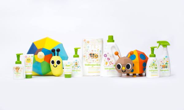 5 Great Grooming Brands for Kids #kids #health #beauty #parenting #babyganics