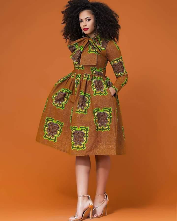Select Your Style Ankara Fits All Page Stylish Naija Page Stylish