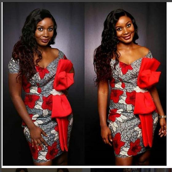 40+Latest Ankara Short Gown Styles - Stylish Naija ANKARA STYLE