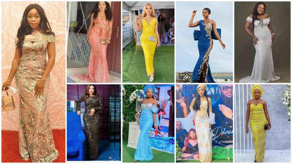 Latest Owambe Styles for Stylish Ladies