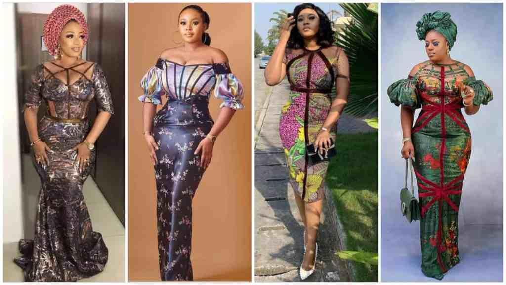 Trending eye popping Owambe Styles for Fashionable Ladies