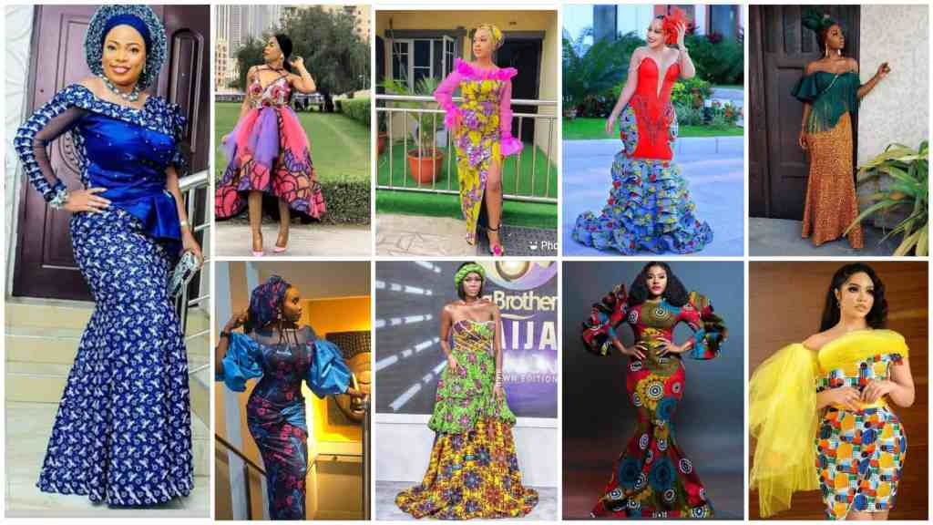 Fabulous and gorgeous ankara styles of the month