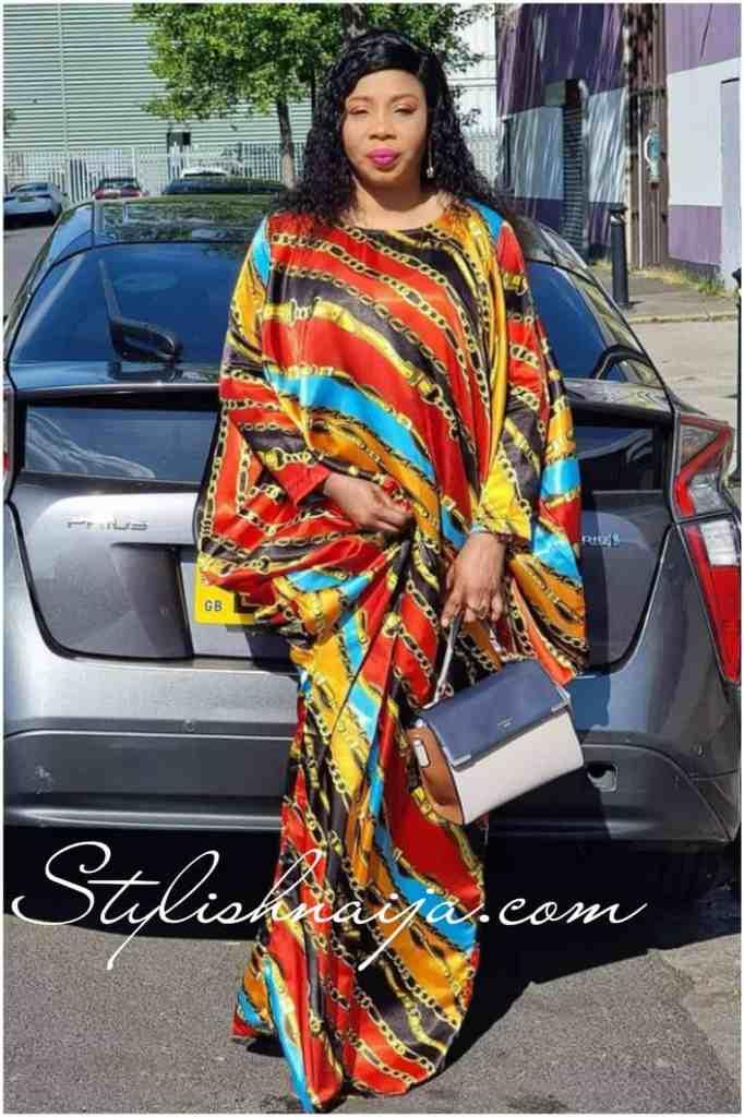 Amazing Silk and Chiffon Styles