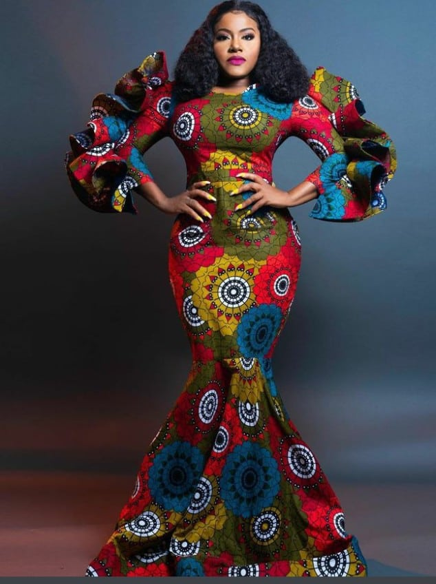 Bold statement and gorgeous ankara styles for stylish ladies