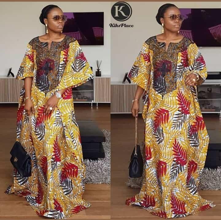 Trending Ankara Bubu and Maxi Styles for Fashionable Women