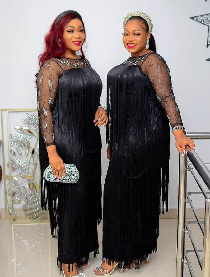 Beautiful and Gorgeous Lace and Ankara Styles for Church and Special Occasions