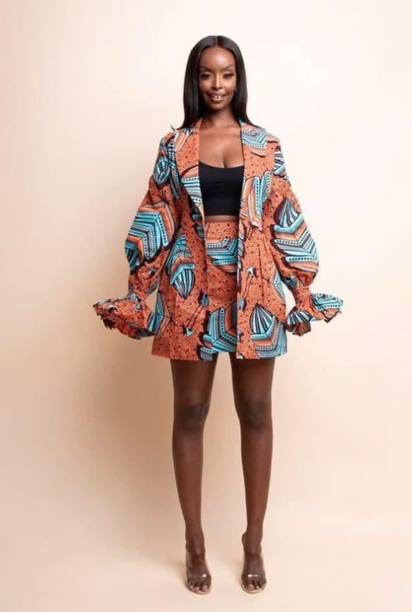 Amazing New Ways to Rock Ankara Jacket for Stylishly