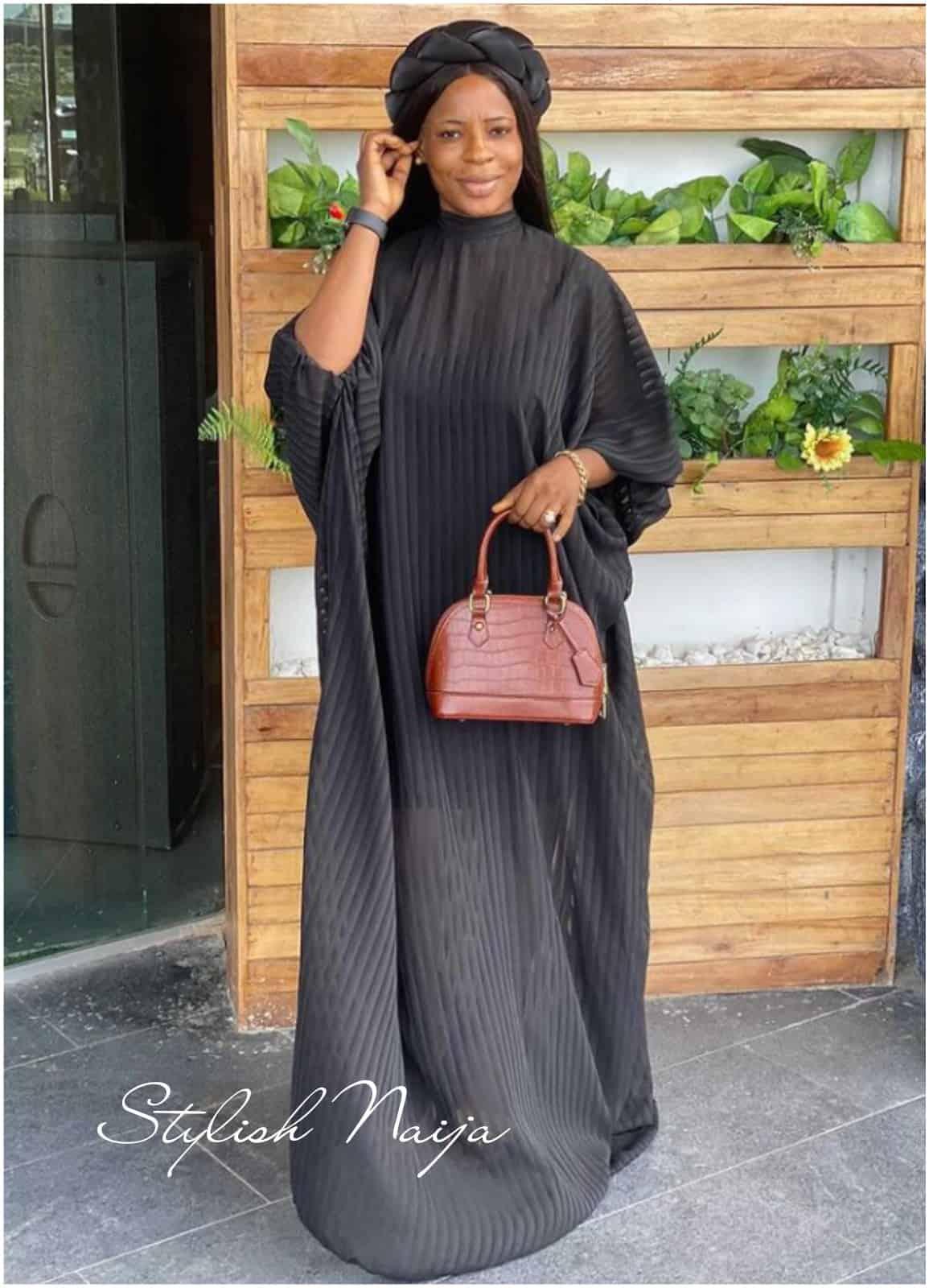 Classy Bubu/Maxi Styles for Fashionable Ladies