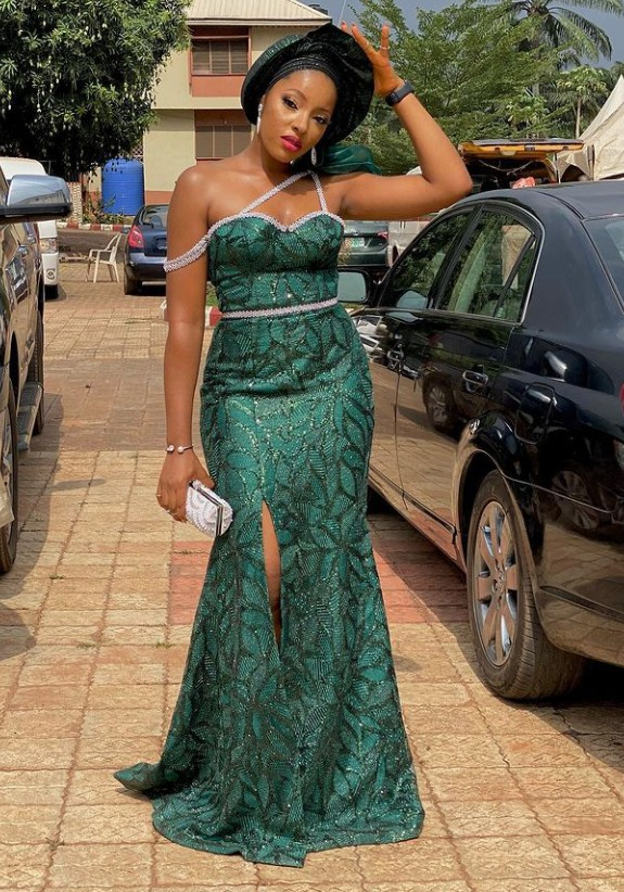 20+ Sophisticated Styles for Owambe/Parties