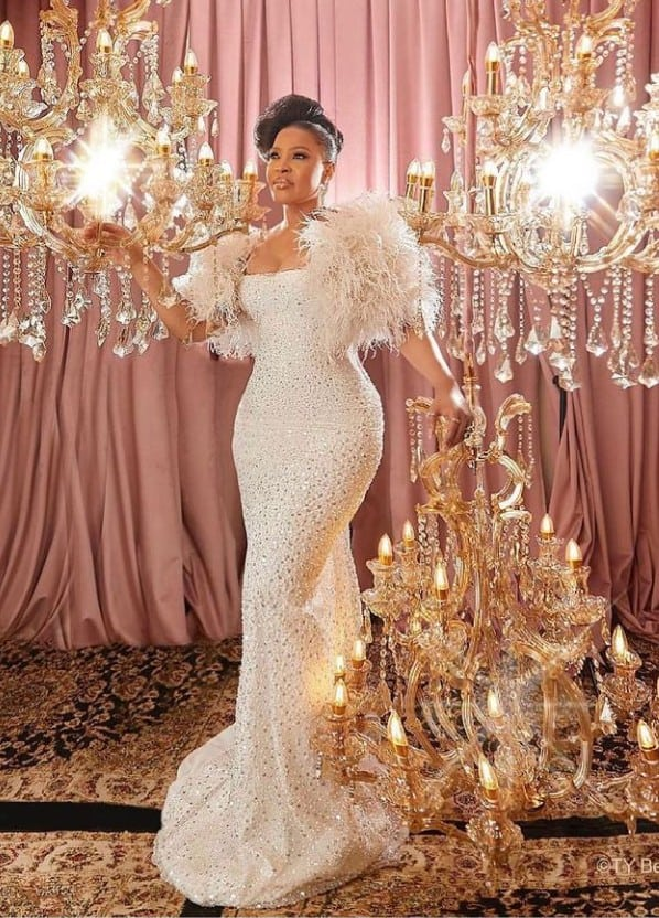 Fascinating Bridal Second Dress Styles Inspiration