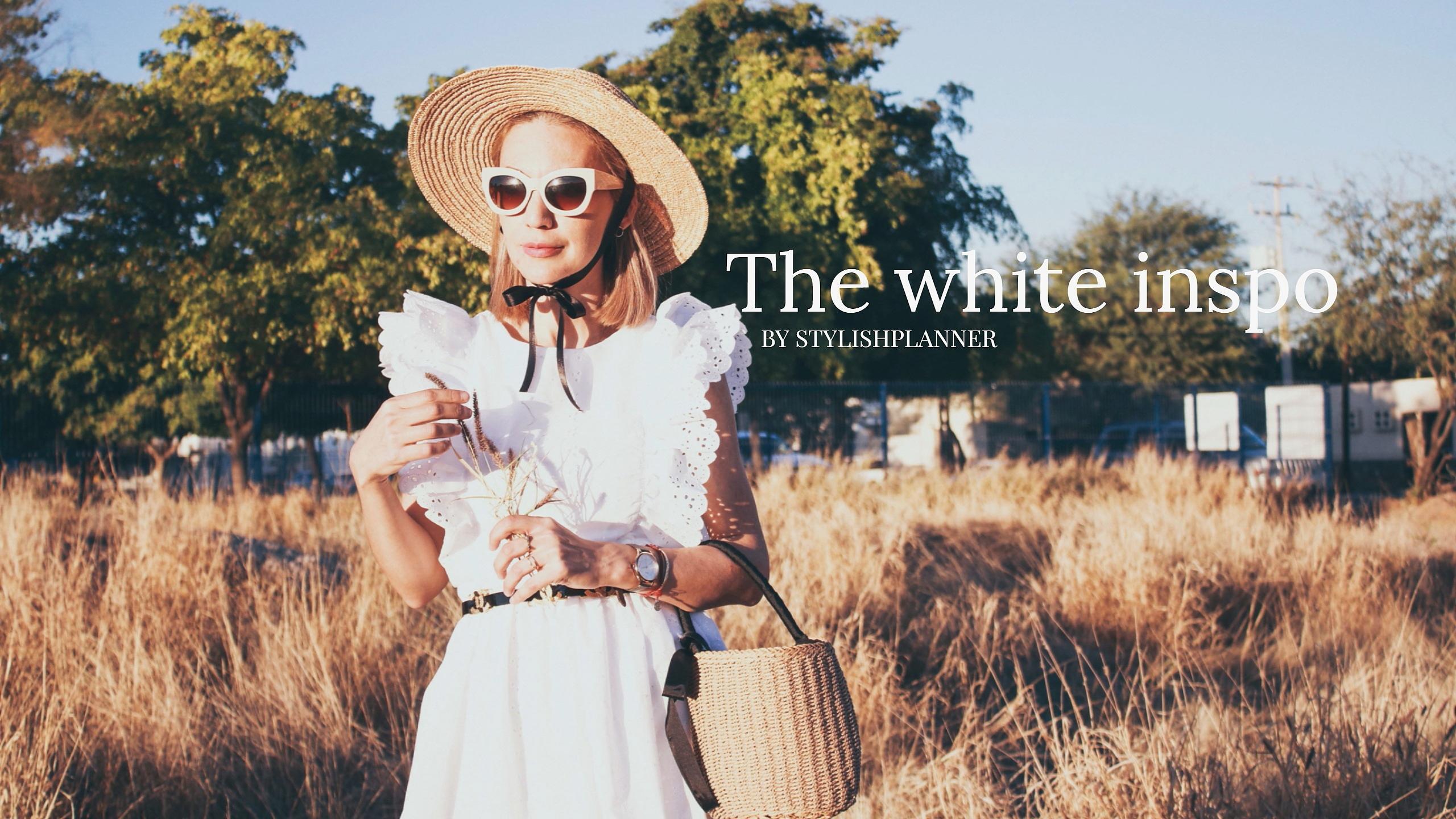 The white inspo
