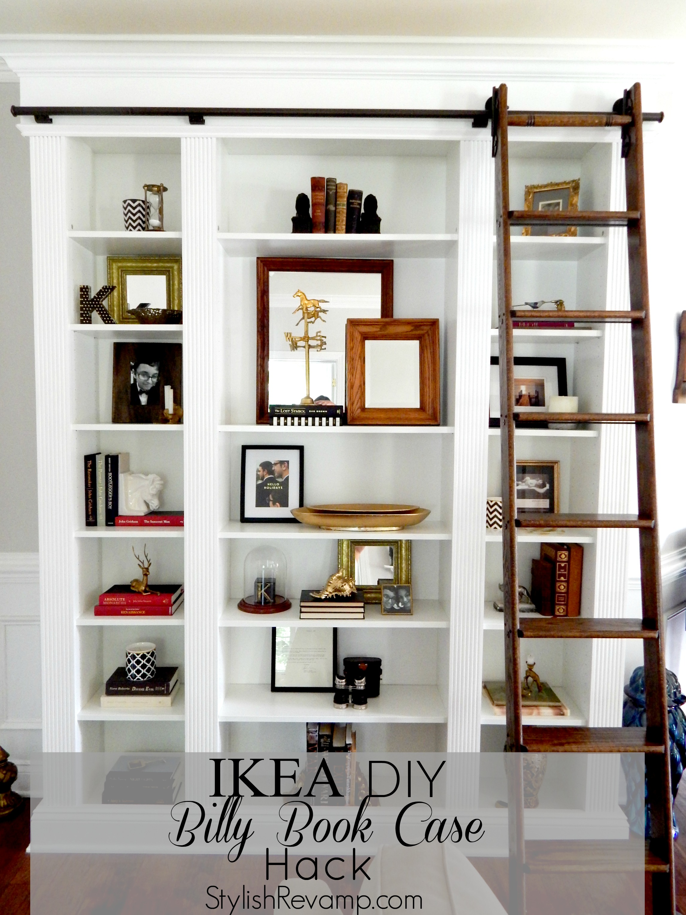 Designing With The Ikea Book Case