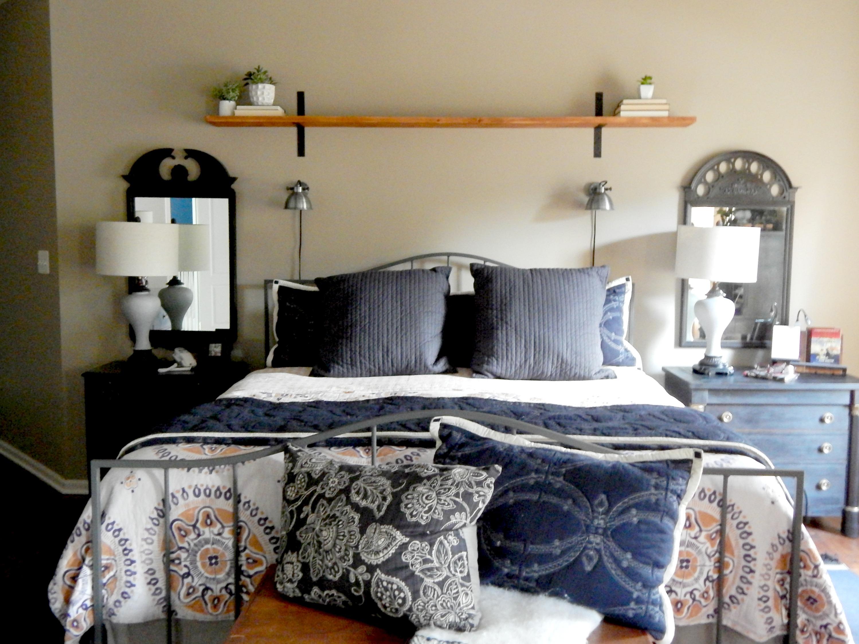 Fixer Upper Style Master Bedroom Reveal