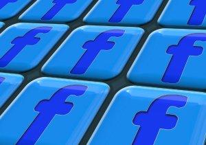 Facebook Logo Art