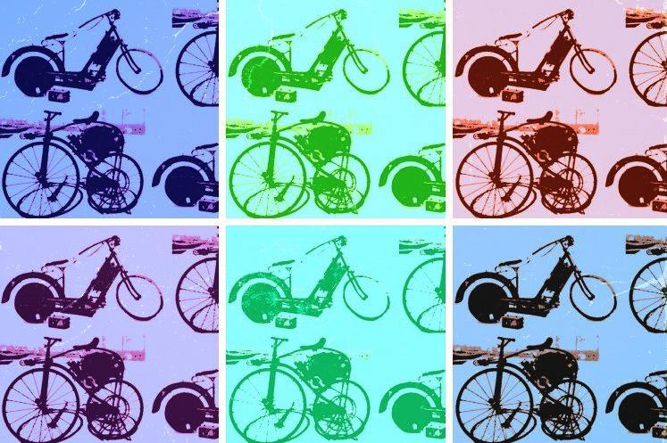 Motocicletta storia: in principio era il Velocipede a vapore
