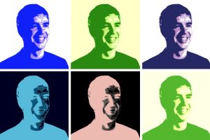 Larry Page PopArt